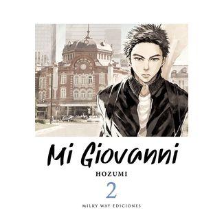 Mi Giovanni #02 Manga Oficial Milky Way Ediciones