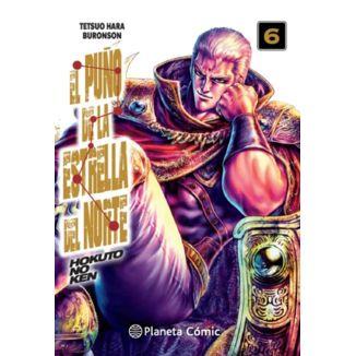 El Puño De La Estrella Del Norte #06 Manga Oficial Planeta Comic