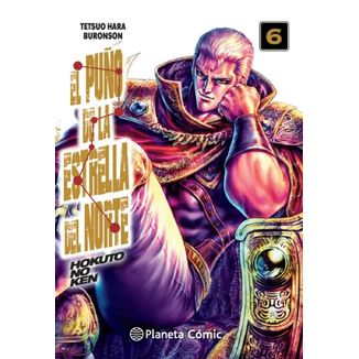 El Puño De La Estrella Del Norte (spanish) #06 Manga Oficial Planeta Comic