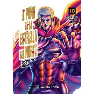El Puño De La Estrella Del Norte #10 Manga Oficial Planeta Comic