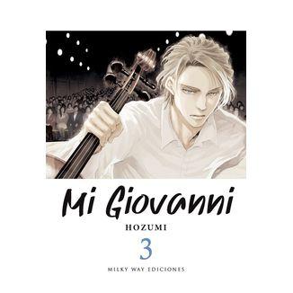 Mi Giovanni (spanish) #03 Manga Oficial Milky Way Ediciones
