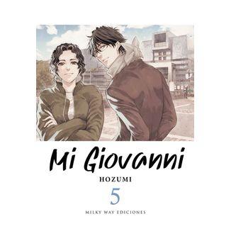 Mi Giovanni #05 Manga Oficial Milky Way Ediciones