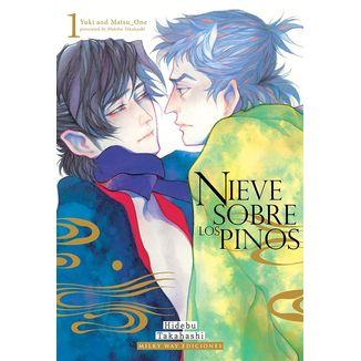Nieve Sobre Los Pinos #01 Manga Oficial Milky Way Ediciones