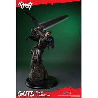 Estatua F4F Guts Black Swordsman Berserk