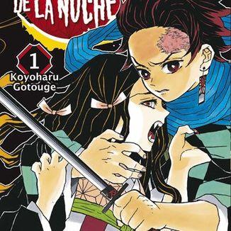 Guardianes De La Noche #01 (spanish) Manga Oficial Norma Editorial