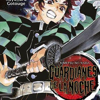 Guardianes De La Noche #10 Manga Oficial Norma Editorial (spanish)