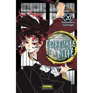 Guardianes De La Noche #20 Manga Oficial Norma Editorial (spanish)