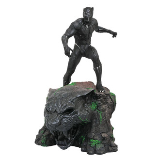 Estatua Black Panther Movie Marvel Milestones