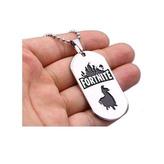 Fortnite military llama pendant