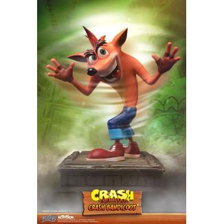 Estatua Crash Bandicoot F4F