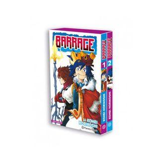 Barrage Cofre #01 + #02
