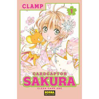 Card Captor Sakura Clear Card Arc #01