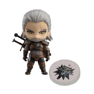 Nendoroid 907 Geralt EX The Witcher 3 Wild Hunt