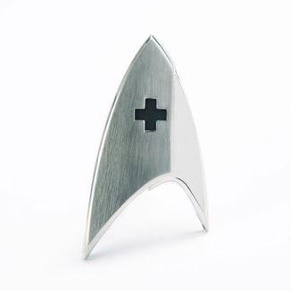 Broche Emblema Enterprise Médico de Flota Star Trek