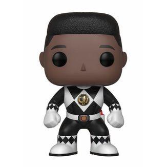 Funko POP! Ranger Negro sin casco Power Rangers