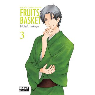 Fruits Basket Edición Especial #3
