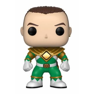 Funko POP! Ranger Verde sin casco Power Rangers