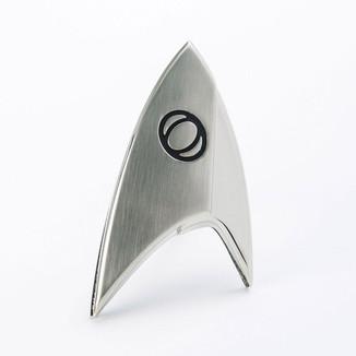 Broche Emblema Enterprise División Científica Star Trek