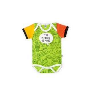Unisex Baby Body Daddy
