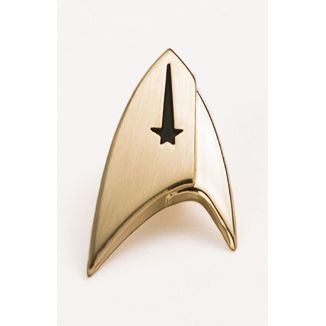 Broche Emblema Enterprise Comandante Star Trek