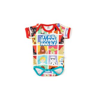 Unisex Baby Body Star Buars