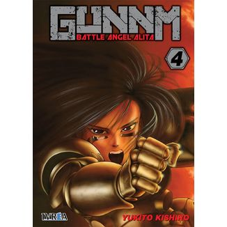 Gunnm (Battle Angel Alita) #05