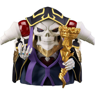Nendoroid Overlord Ainz Ooal Gown