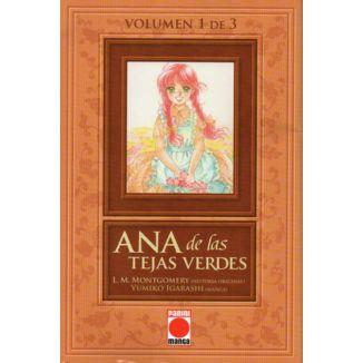 Ana de las Tejas verdes #01 (Spanish)