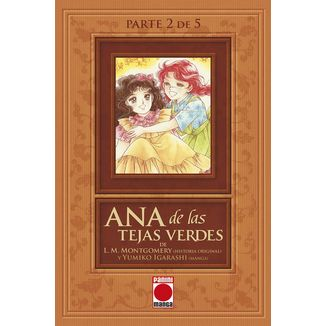 Ana de las Tejas verdes #02 (Spanish)