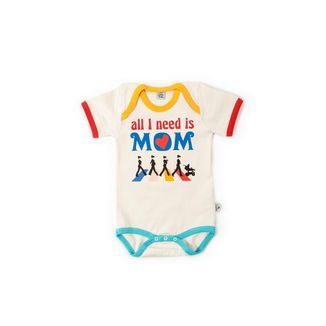 Unisex Baby Body All you need is Mom