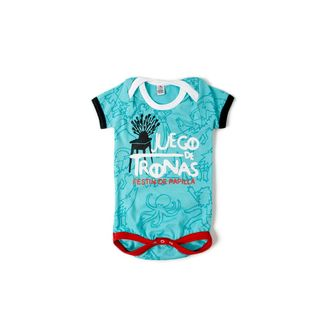 Unisex Baby Body Game of Tronas