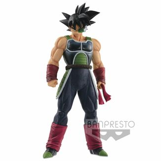 Bardock Resolution of Soldiers Dragon Ball Z Grandista Figure