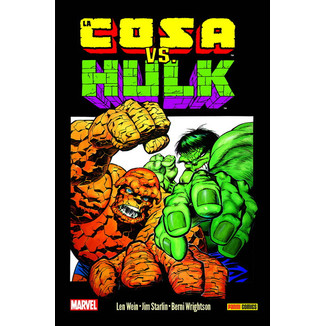 Marvel Feature 11, Marvel Fanfare 20 y 21, Marvel Graphic Novel 29 y material de The Incredible Hulk Annual 18 USA