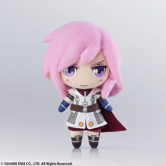 Peluche Lightning - Final Fantasy XIII