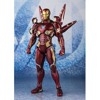S.H. Figuarts Nano Weapon set Iron Man MK50 Vengadores Endgame