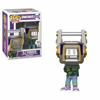 DJ Yonder Funko Fortnite POP!