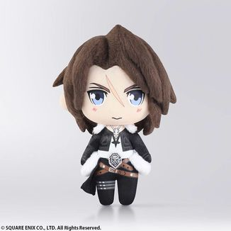 Plush Doll Squall - Final Fantasy VIII