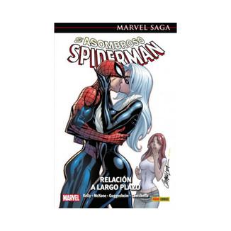 El Asombroso Spiderman 24: Relación a Largo Plazo (Marvel Saga 53)