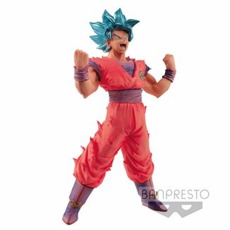 Goku Super Saiyan Blue Kaiohken Figure Dragon Ball Super