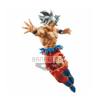 Goku Ultra Instinct Battle Figure Dragon Ball Super