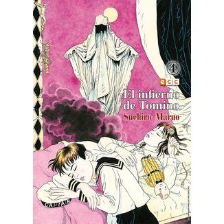 El Infierno de Tomino #04 Manga Oficial ECC Ediciones
