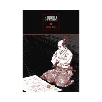 Kuroda y las 36 Estrategias #01