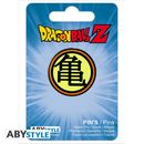 Pin Kanji Kame Dragon Ball