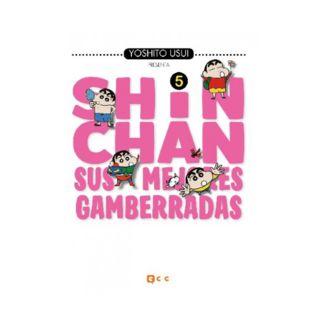 Shin Chan - Sus mejores gamberradas #05
