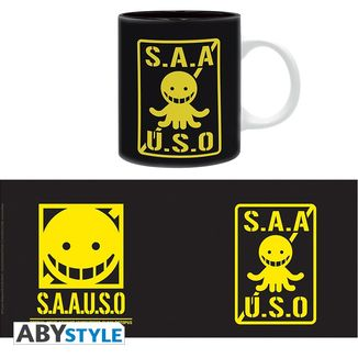 SAAUSO Mug Assassination Classroom
