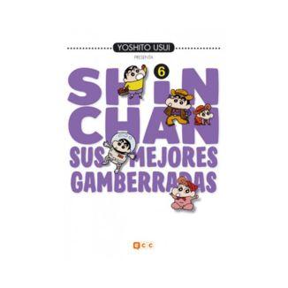 Shin Chan - Sus mejores gamberradas #06