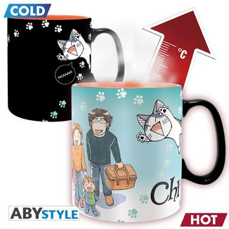 Chi Heat Change Mug Chi Sweet Home