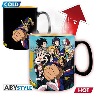 Thermal Mug Class 1A My Hero Academia 460 ml