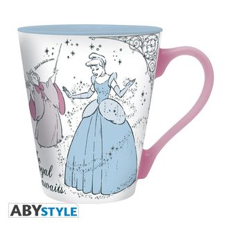 Taza Cenicienta Baile Real Disney