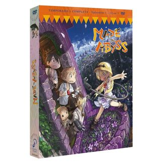 Made In Abyss Temporada 1 DVD